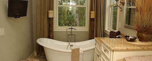 Luxury Home Master Bathrooms
