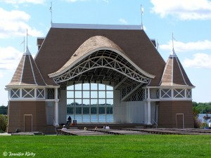 Lake Harriet Minneapolis Pavilion