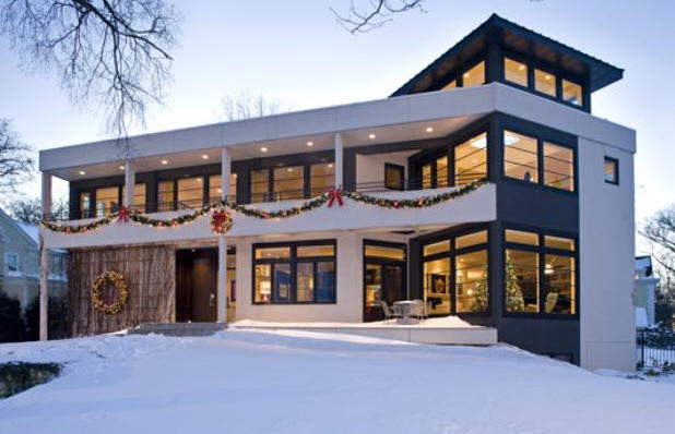 contemporary minneapolis home for sale