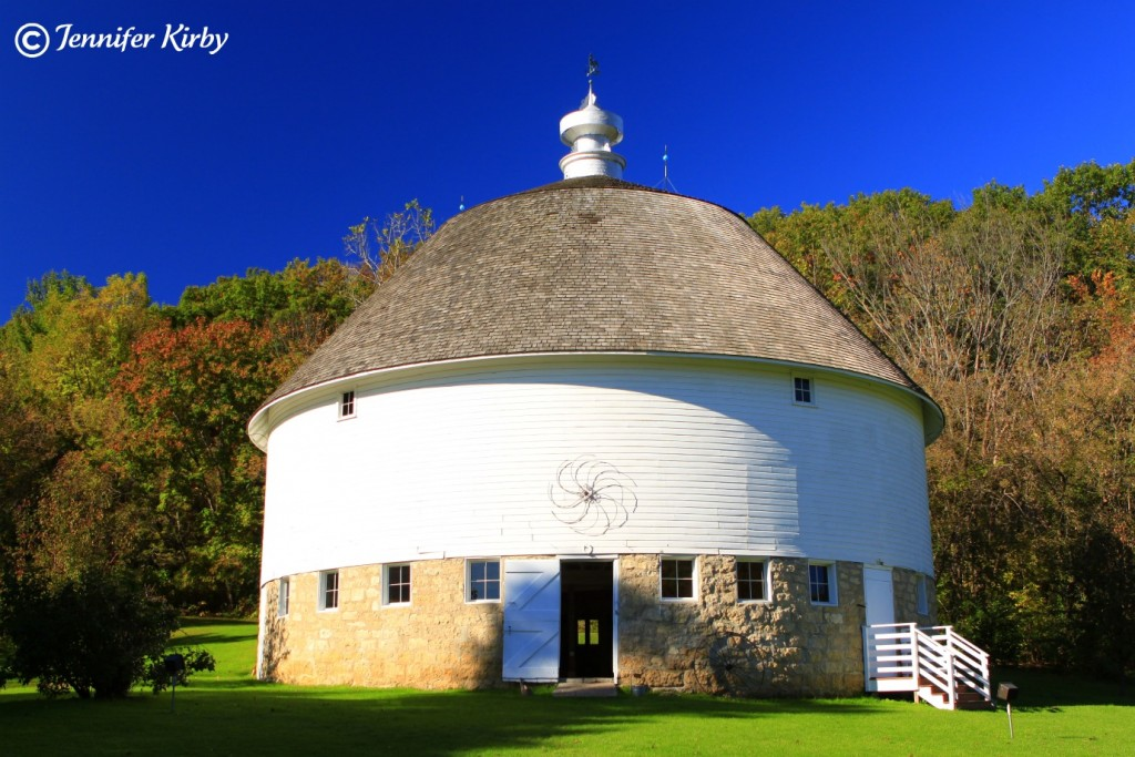 F Is For Photo Round Barn Near Red Wing Minneapolis St