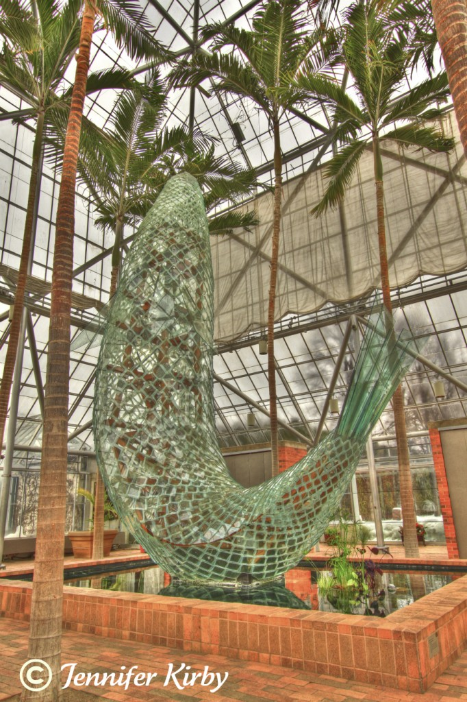 Minneapolis Sculpture Garden Conservatory Fish