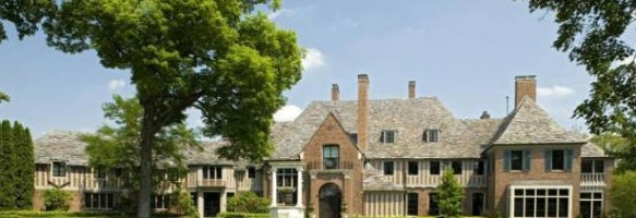 $24 Million - Lake Minnetonka Pillsbury Mansion For Sale