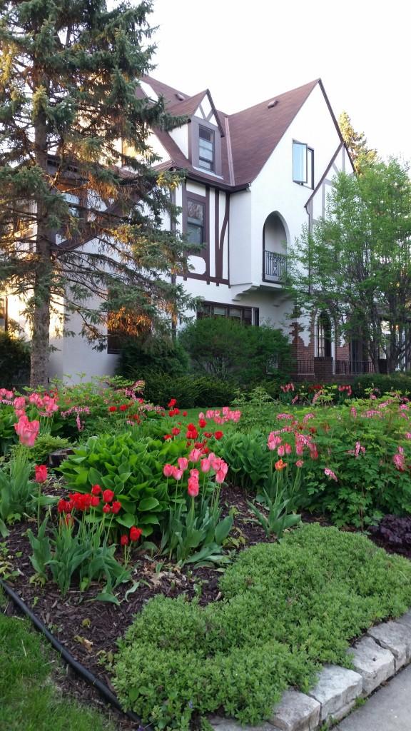 Luxury home Kenwood Parkway Minneapolis