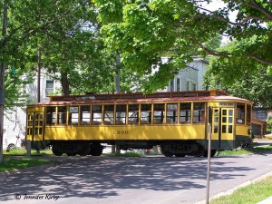 Lake Harriet Streetcar