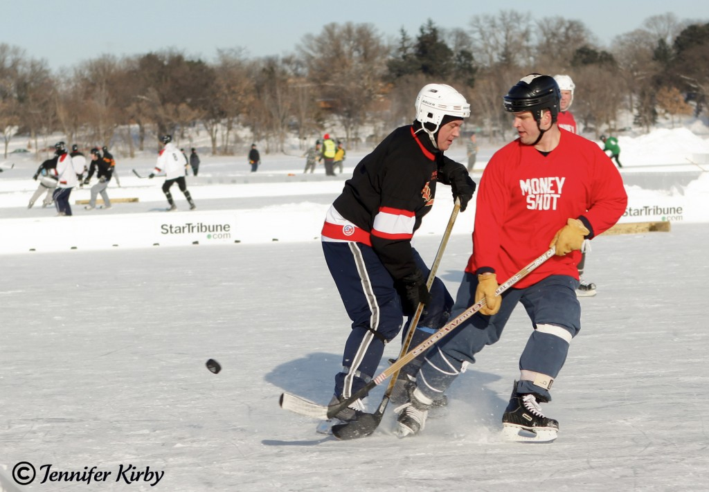Minnesota Pond Hockey Minneapolis