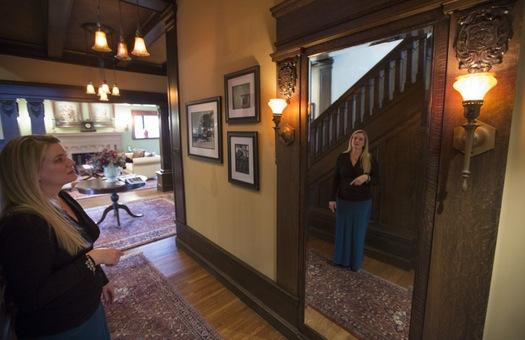 Jennifer Kirby, luxury real estate agent